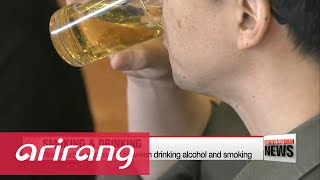 New study explains link between drinking alcohol and smoking