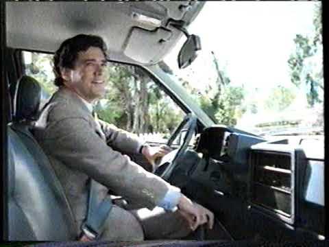1987 Mitsubishi Precis TV Commercial
