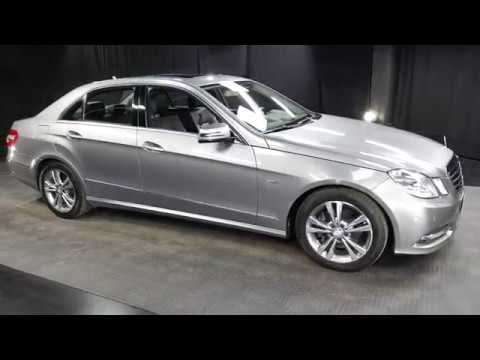 Mercedes-Benz E 250 CDI BE 4Matic A, Sedan, Automaatti, Diesel, Neliveto, ZJT-758