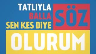 Yalın - Tatlıyla Balla (Lyric Video) #tatlıylaballa