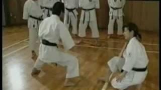 Бросковая техника Икеды Хосю