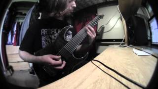 Spawn of Possession - No Light Spared - Guitar Cover