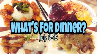 What's For Dinner? | Real Life Meal Ideas | Budget Dinner Ideas | Collab With Taylor Elmore