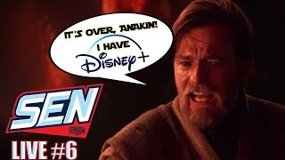 Here are some details on that Obi Wan Series- SEN LIVE #6