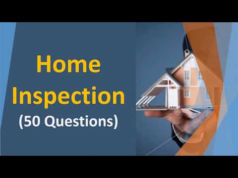 Home Inspection Practice Test (50 Questions & Answers with ...