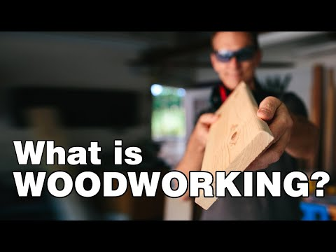 A Total Beginner's Guide to Woodworking