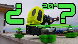 20 DEGREES ??? - FPV FREESTYLE-