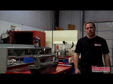 Magnus Performance Products - Our Process