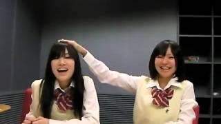 矢神久美vs松下唯110513SKE481+1は2じゃないよ!#135