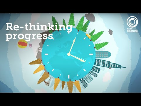 <p><strong>Release of our animation: 'Re-thinking Progress: the </strong><strong>circular economy'</strong> </p>
