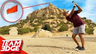 Golf up a Mountain Challenge!!