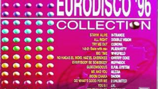2.- DOUBLE VISION - All Right (EURODISCO '96)