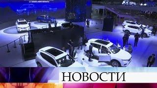 Самые известные мировые производители представили свои новинки на автосалоне вАзии— Шанхайском.