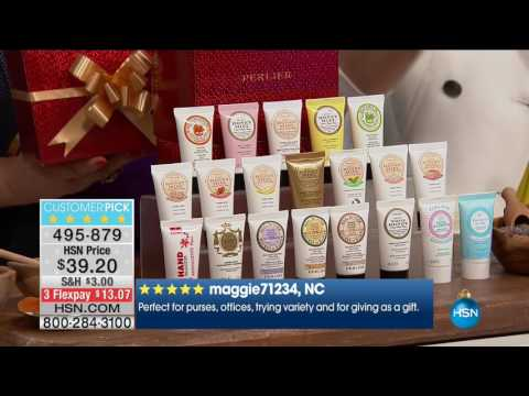 HSN | Perlier Beauty 20th Anniversary 10.19.2016 - 09 AM