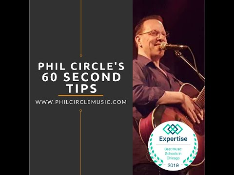 Phil Circle gives one of his 60-second tips. This one addresses what to do when you're experiencing writer's block.