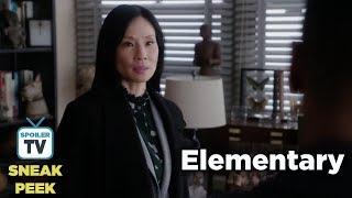 """Sneak peek 2 6.17 """"Elementary"""" - CBS"""