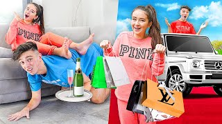 Being My Girlfriends ASSISTANT for 24 Hours - Challenge