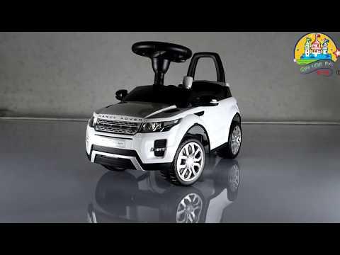 Купить детский автомобиль-каталка Chi Lok Bo Range Rover