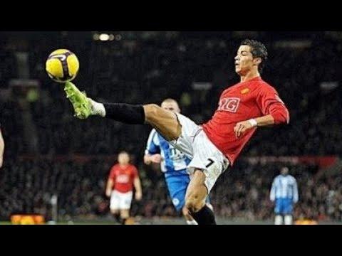Cristiano Ronaldo 2008/09 -Dribbling/Skills/Runs- |HD|