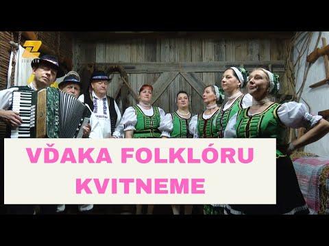 FOLKLÓR NA ZEMPLÍNE<br />Folklórna skupina Jarina