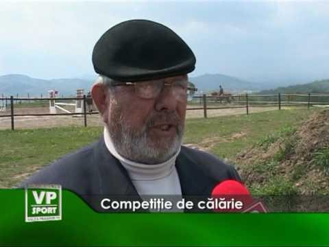 Competiţie de călărie