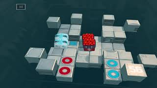 Death Squared : Level 51-60 Walkthrough {Gameplay / ios}