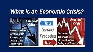 What is an Economic Crisis?