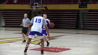 Buckeye vs Hillcrest Prep @ ASU Team Camp