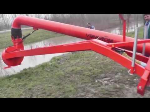 VENERONI traktorhajtású átemelő szivattyúk