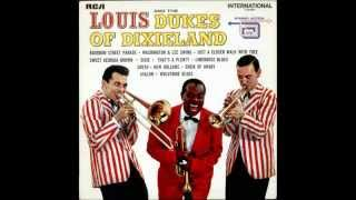 Dukes of Dixieland performing with Louis Armstrong