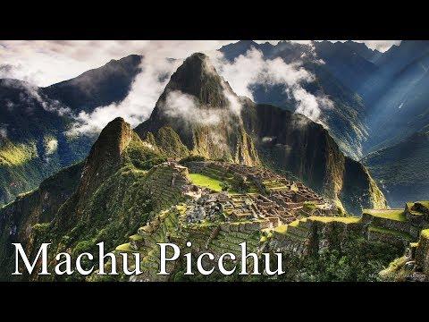 MACHU PİCCHU 350 yıl boyunca bulunamayan şehir