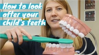 How to brush your child's teeth: 7 top tips [Expert advice]   OBLive