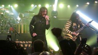 STRYPER - Rockin' the world live in St Louis, MO (The Ready Room 11-08-2016)