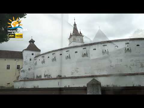 Biserica Fortificata Harman la Travel Mix 4K #promo