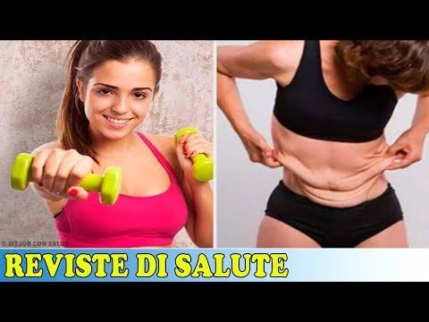 Frazione di asd 2 per risposte di perdita di peso