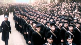 2 Вторая мировая в HD цвете 720 Разжигание войны