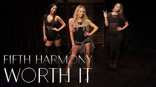 Fifth Harmony - Worth It (Dance Tutorial) | Mandy Jiroux