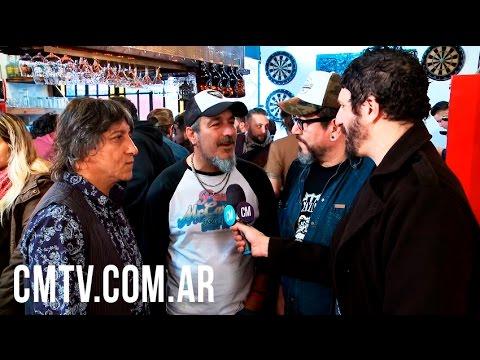 Kapanga video Mis amigos - Entrevista video 2016