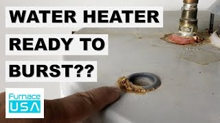 How do Know if Your Water Heater is About to BURST?
