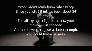 Witt Lowry - Goodbye Lyrics