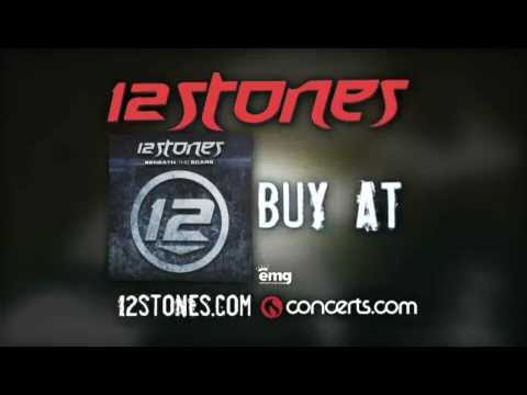 12 Stones - Beneath The Scars - OUT NOW! Promo Video