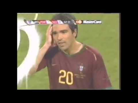 23 –Maniche: Portugal v Netherlands 2006 – 90 World Cup Minutes In 90 Days