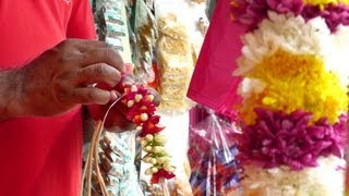 How To Make Indian Garlands