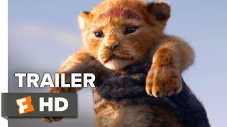 The Lion King movie Teaser in 2019