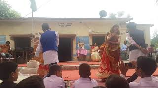 Tero lehenga dance by students of gic manan