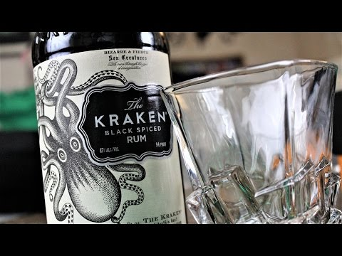 Kraken Black Spiced Rum Review