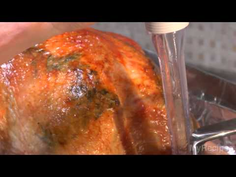 How To Baste a Turkey