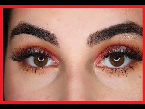 Smokey Eyes Kat Von D Fetish Palette смотреть онлайн на Hahlife