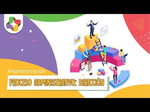 Proceso Administrativo (Dirección) - Administración - Educatina