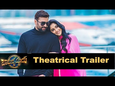 Balakrishnudu Movie Theatrical Trailer